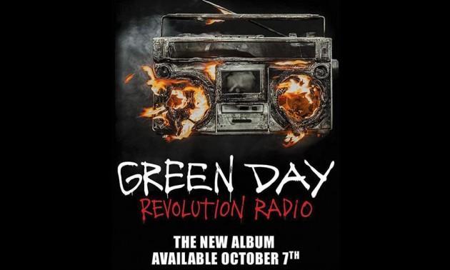 Green Day New album
