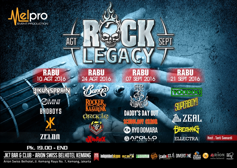 Rock Legacy Flyers Lanscape .