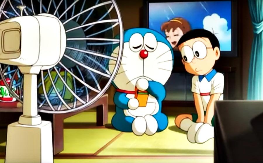 Perjuangan Doraemon Nobita Dan Kawan Kawan Selamatkan Bumi Di