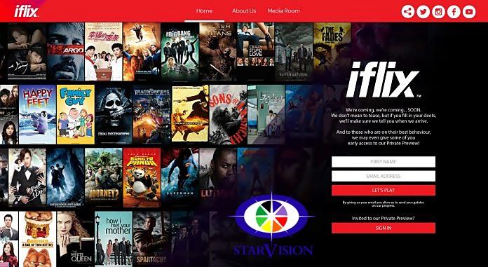 Kolaborasi Iflix Bareng Starvision Siap Memperkaya Deretan ...