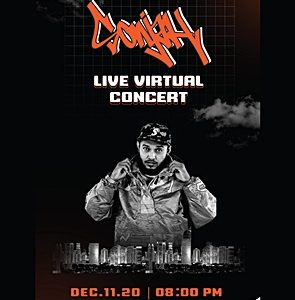 SONJAH Virtual Live Concert 2020