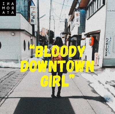 Bloody Downtown Girl